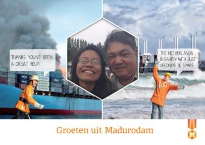 Greetings from Madurodam